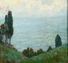 Giuseppe Sacheri (1863 - 1950), Pieve Ligure