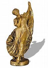 Jean Leon Gerome (1824-1904), La danseuse à la pomme