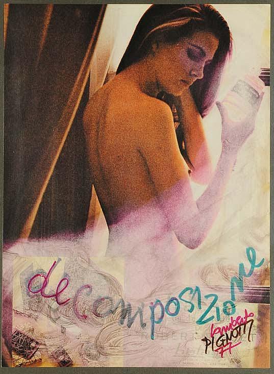 Lamberto Pignotti (1926) De composizione, 1977