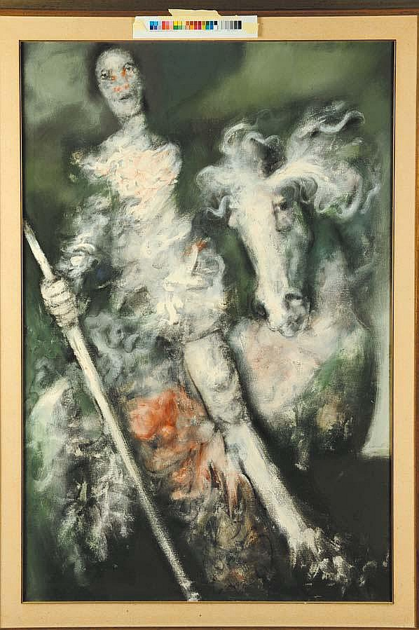 Aurelio Caminati (1924) Apparizione di Don