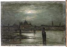 Zanetti Giuseppe Miti (1859-1929), Laguna veneta