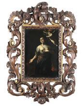 Scuola veronese del XVII secolo, Santa martire