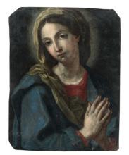 Scuola del XVIII secolo, Madonna