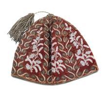 Cappello, probabilmente Turchia XIX secolo,