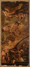 Giacinto Diano (1731-1804), Scena allegorica con Mercurio