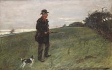 Thomas Todd Blaylock (1876-1929), Il cacciatore