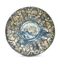 Grande piatto Savona, seconda metà del XVII secolo,