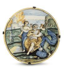 Mattonella Castelli, XVIII secolo,