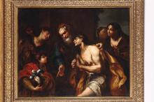 Scuola genovese del XVII secolo, Figure