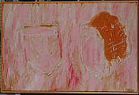 Janusz Haka (1951)Astratto, 1980olio su tela, cm