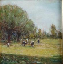 Giuseppe Sacheri (1863 - 1950), Pascolo