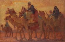 Mario Moretti Foggia (1882-1954), Beduini
