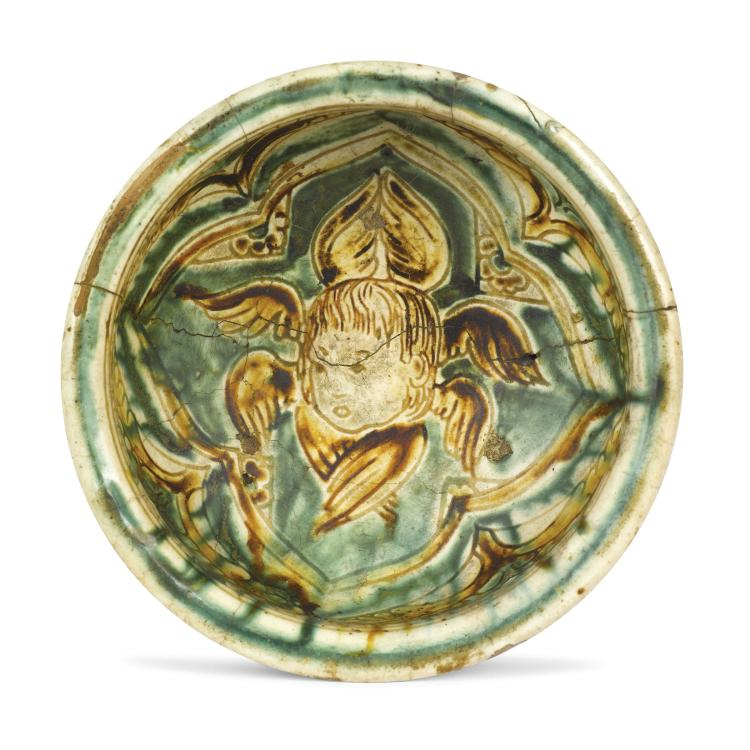A bowl, Ferrara, late 15th century