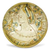 A bowl, Romagna (probably Faenza), early 16th century