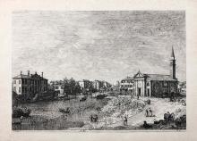 Giovanni Antonio Canal detto Il Canaletto (Venezia 1697-1768), Al Dolo