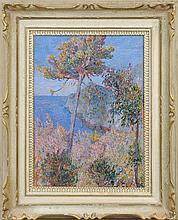 """Rubaldo Merello (Isolato Valtellina 1872 - Santa Margherita ligure 1922) """"Costa Ligure"""""""