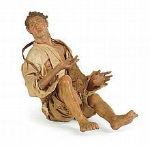 Mendicante, Napoli, XVIII-XIX secolo