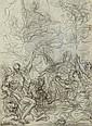 Paolo Gerolamo Piola (Genova 1666-1724) Recto: â€?Assunzione della Vergineâ€? Verso: â€aeTobiolo e l'angelo