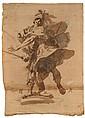 Sebastiano Galeotti (Firenze 1675 - Mondovì 1746) Guerriero