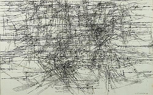 LISMONDE JULES (1908 - 2001)