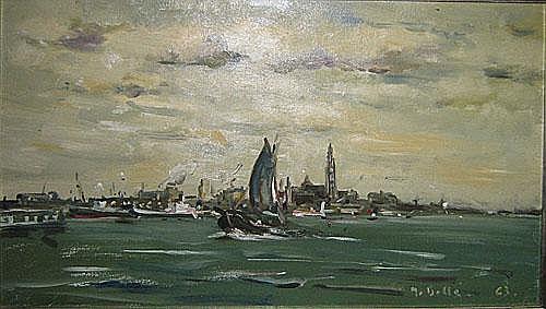 BOLLE MARTIN (1912 - 1968) De Rede van Antwerpen.