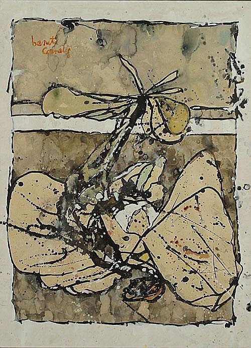 BENITI CORNELIS (1946 - ) Compositie. Composition