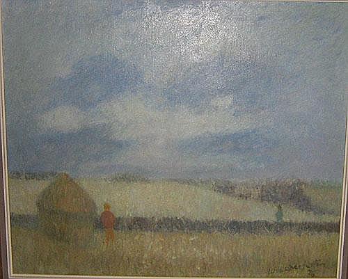 VAN OVERSTRAETEN WAR (EDOUARD) (1891 - 1981)