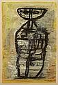 VAN HECKE WILLEM (1893 - 1976) Figuur. Figure, Willem