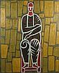 VANDEKERCKHOVE HANS (1957 - ) 'Watt XII'. Olie op, Hans Vandekerckhove, Click for value