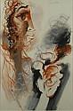 SOMVILLE ROGER (1923 - ) De roker. Le fumeur, Roger Somville, Click for value