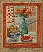 THEVENET LOUIS (1874 - 1930) Stilleven met fruit., Louis Thevenet, Click for value