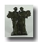 JOCHEMS FRANS 1880-1949 Rozenverkoopsters La