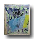 VANRIET JAN (1948 - ) Brommer. Vélomoteur Gemengde