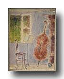 GOEZU ANDRE (1939 - ) Stilleven met stoel en