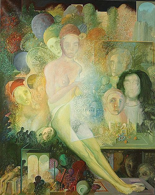 LJUBA (ALESKI LJUBOMIR POPOVIC) (1934 - )