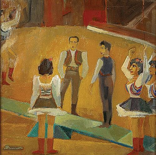 BERVOETS LEO (1892 - 1978)