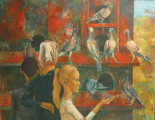 HENRY PIERRE (1924 - )