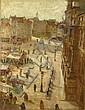 BERVOETS LEO (1892-1978) Grote Markt te Antwerpen., Leo Bervoets, Click for value