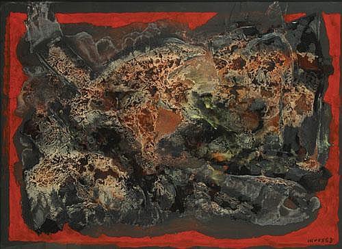 MEES JEF (JOZEF) (1898-1987) Compositie.