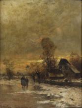 LUDVIG MUNTHE (NORWEGIAN, 1841-1896).