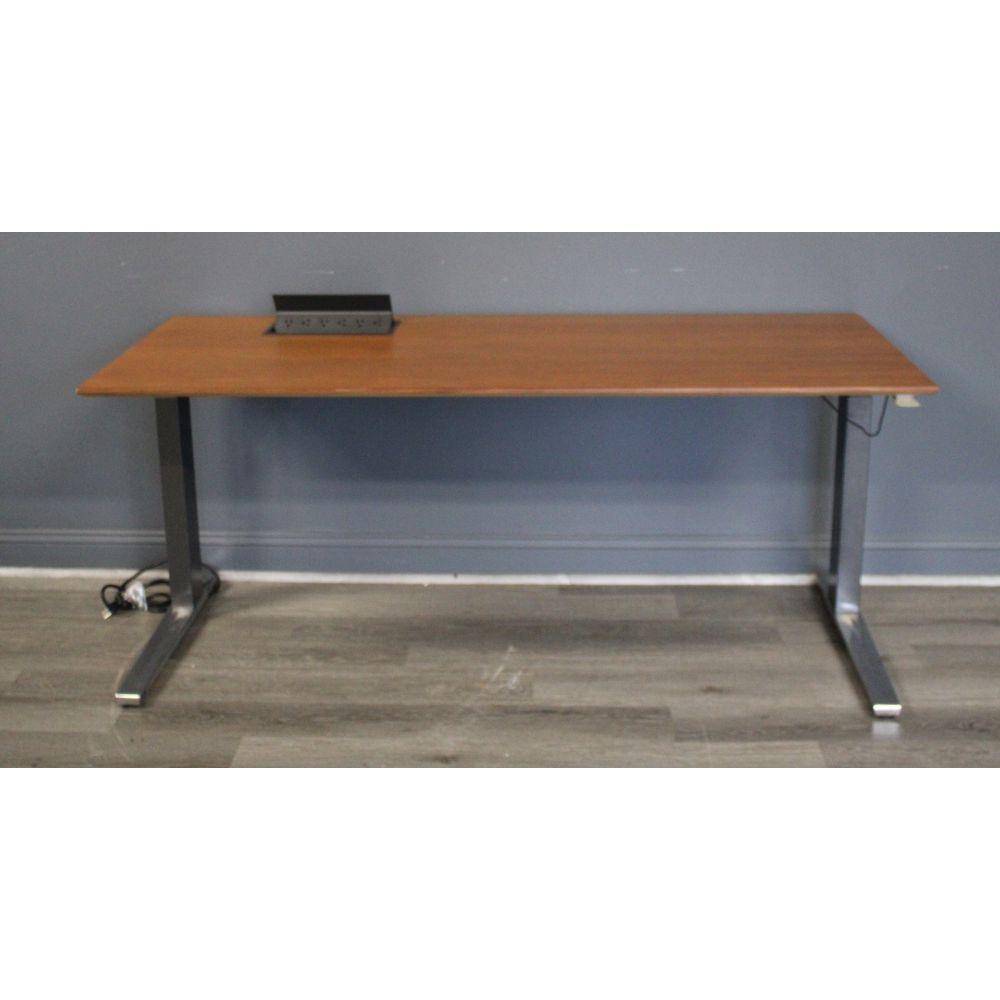 Vintage For Herman Miller Modern Desk