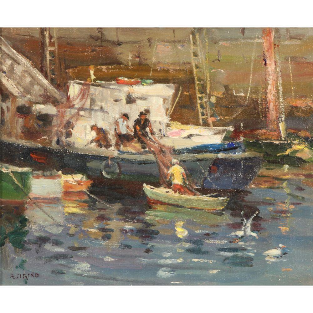 ANTONIO CIRINO (ITALIAN-AMERICAN, 1889-1983).