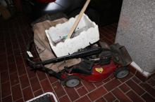Toro Lawnmower And Garden Tools
