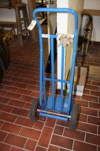 Wheelbarrow And Trolley