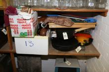 Selection Of Kitchen Gear