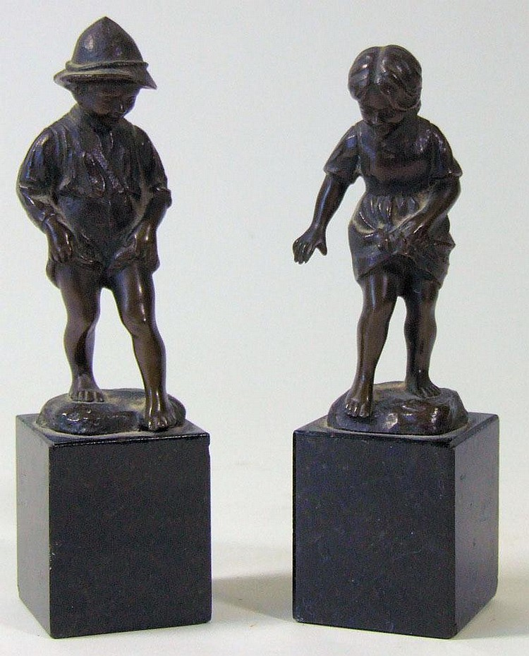 After Robert Perot (born 1931 - French) - Pair of