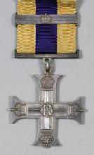 A George V First World War Military Cross and Bar, to Temp. 2nd. Lt. David Liddon Howard, Machine Gun Corps