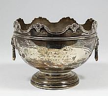 A George V silver