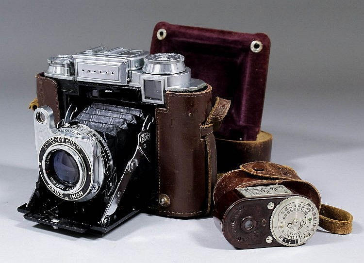 A Zeiss Ikon camera -