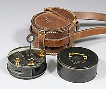 A World War I Engineer's pocket sextant by Stanley